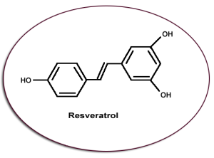 Resveratrol Structure In Wine