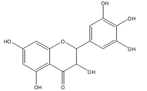 dihydromyricetin chemical makeup