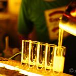 Mixing Alcohol