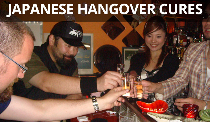 Japanese Hangover Cures - Ultimate Guide