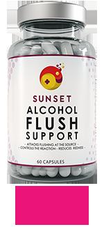 Sunset Asian Flush Cure