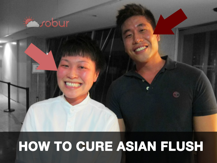 Asian Flush Can T Drink Much