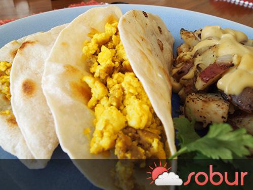 Breakfast Tacos