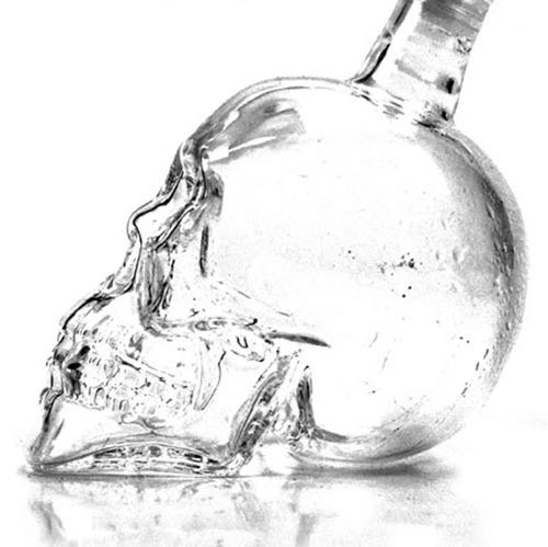 Crystal Skull from AliExpress | Drinking Accessories | Sobur Hangover Cure