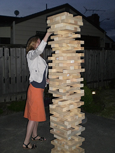 Drunk Jenga Jenga Drinking Game For Regular Giant Blocks