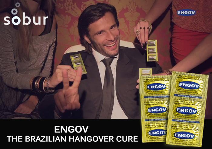 Engov Brazilian Hangover Cure
