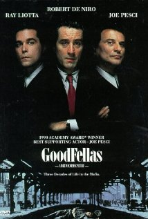 Goodfellas Movie Drinking Games