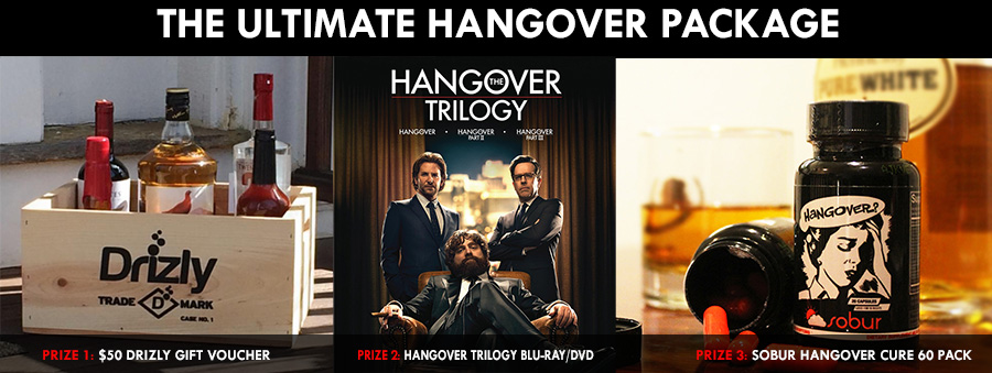 Ultimate Hangover Package Compeition