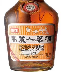 koryo liquor Hangover Free alcohol
