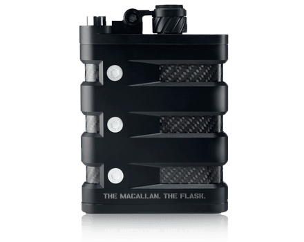 Limited Edition Oakley x Macallan Whisky Company Flask  | Best Drinking Flasks | Sobur Hangover Cure
