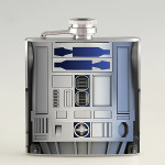 Star Wars R2D2 Whiskey Flask | Best Flasks | Sobur Hangover Cure