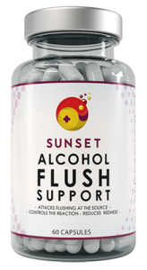 Sunset Asian Flush Cure